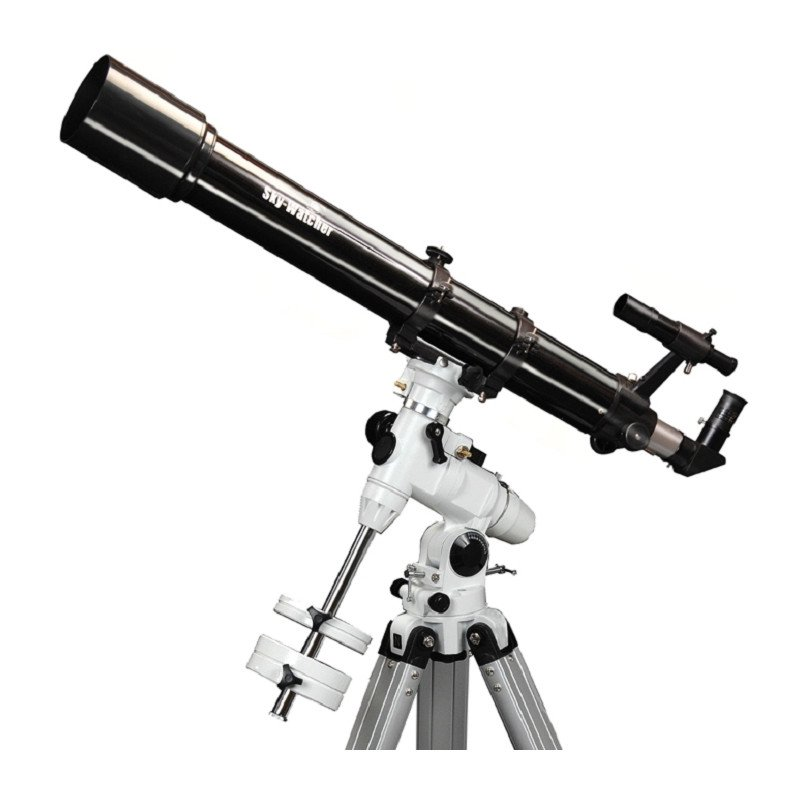 Armazém do Telescópio. Skywatcher-Telescopio-AC-90-900-EvoStar-EQ-3-2