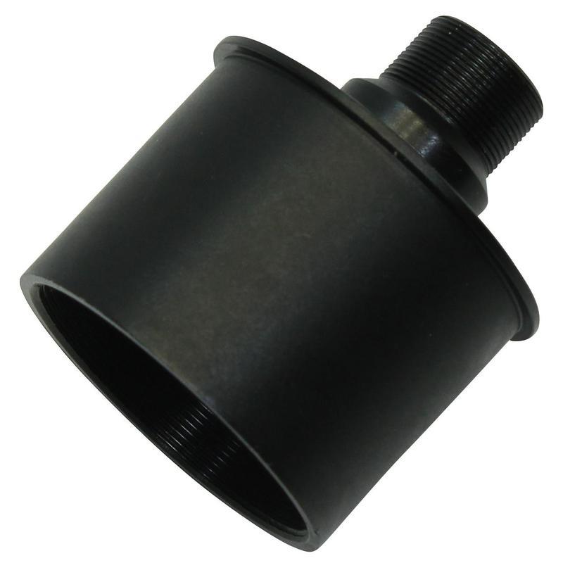 Webcam pour Dobson Omegon-Adaptateur-de-webcam-pour-webcam-SPC-900NC-sur-1-25-