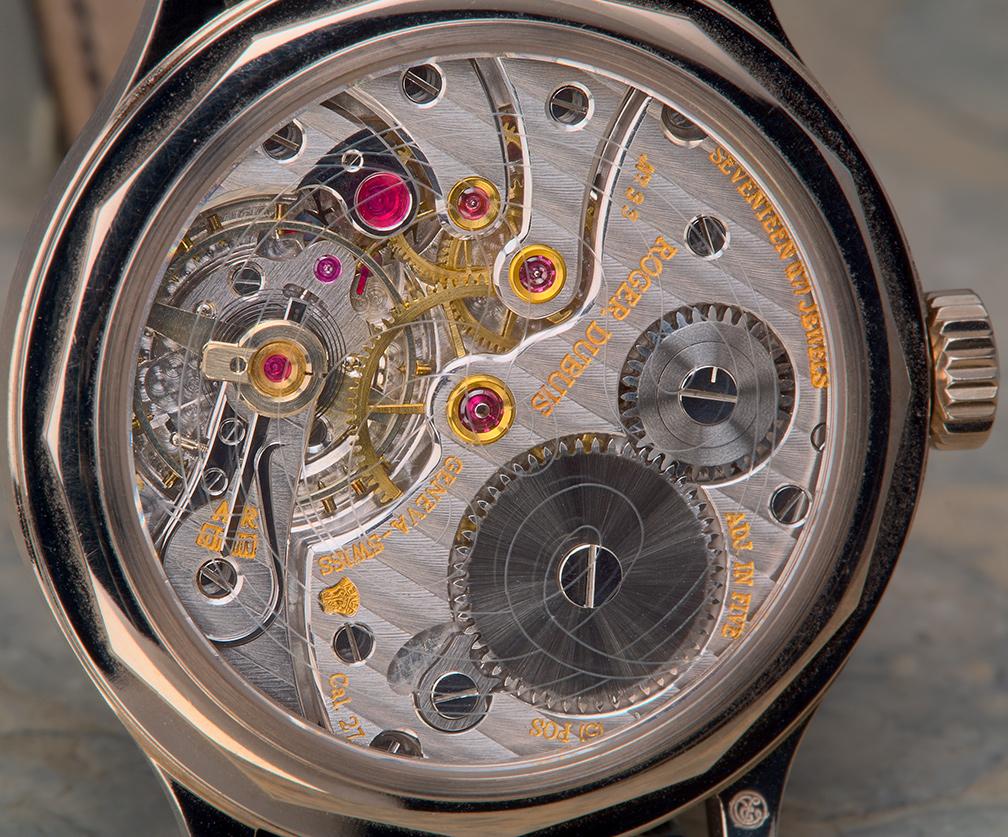 pourquoi j'aime les montres compliquées de Dufour et pas Mdubuism91