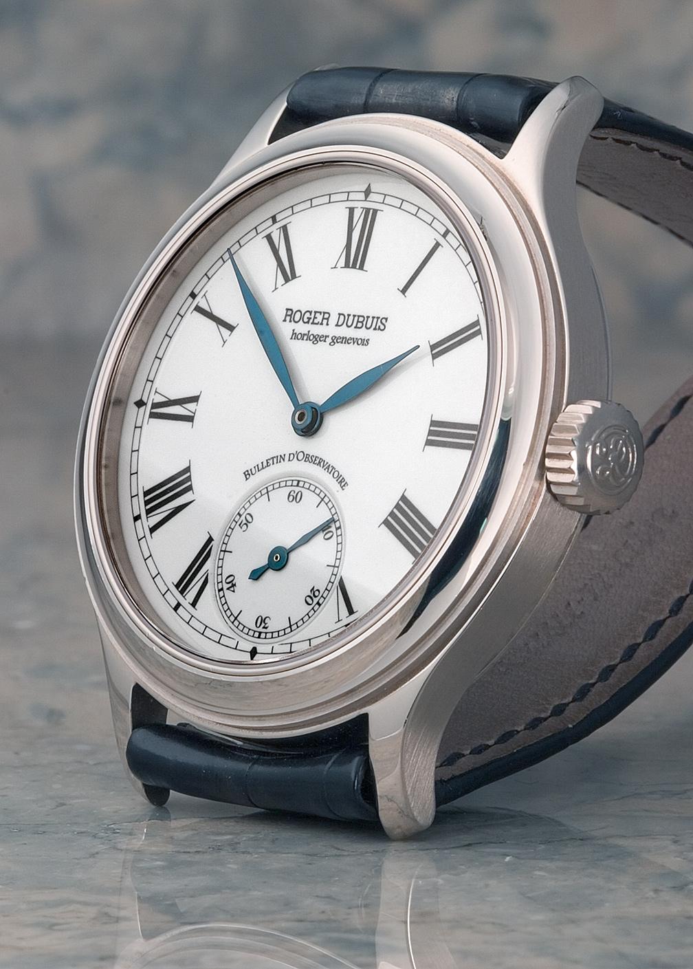 pourquoi j'aime les montres compliquées de Dufour et pas Mdubuiss51