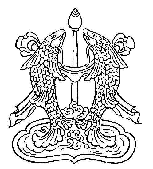 Буддизм Fish