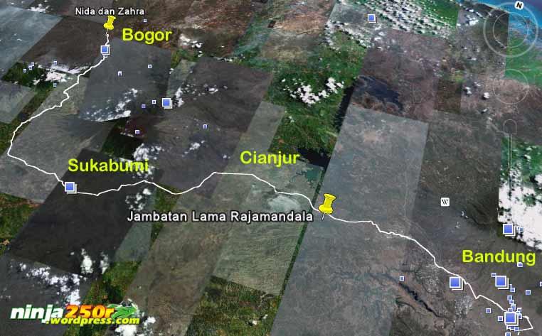 Si Ijo trip to Bandoeng Jalur_pulang