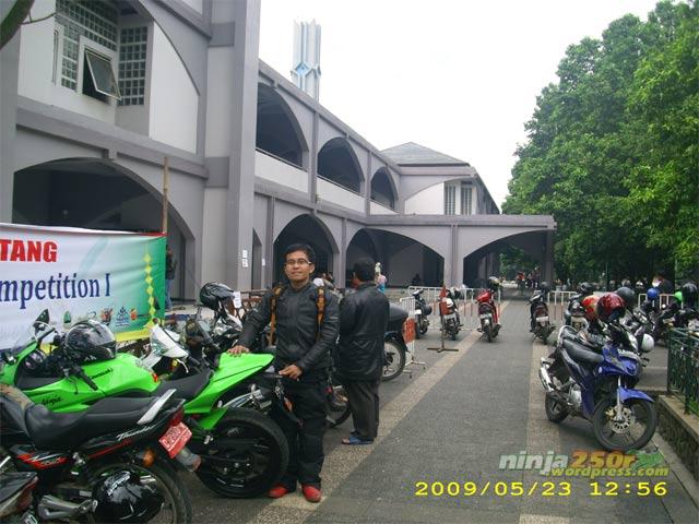 Si Ijo trip to Bandoeng Zuhur_di_pusdai