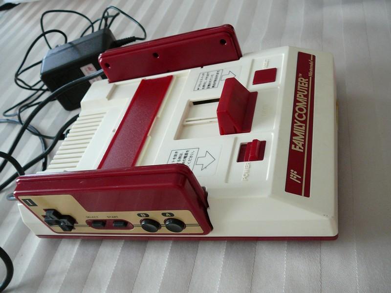 Family Computer (ファミリーコンピュータ) Famicom--3
