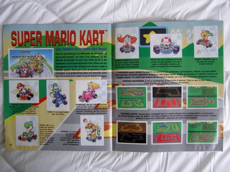 Sega Super Play Panini-Nintendo--10