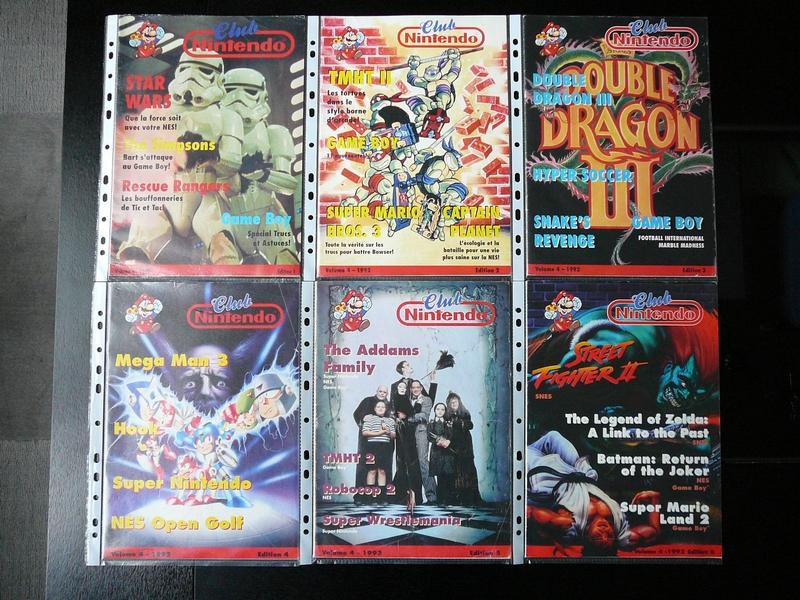 Ce qui vous a marqué durant votre enfance en 5 photos ! - Page 4 Magazines-Club-Nintendo--3