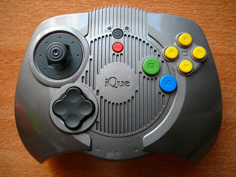 La iQue IQue-Player--3