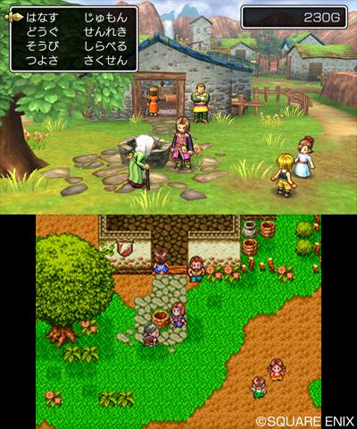 [PS4/3DS] Imagens oficiais de Dragon Quest XI Dq-s-2