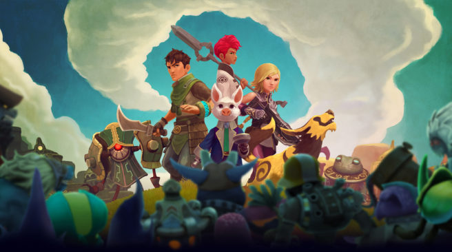 eshop - News: Earthlock Festival of Magic Is Set To Arrive On The Wii U eShop In Late February To Early March! Earthlock-656x366