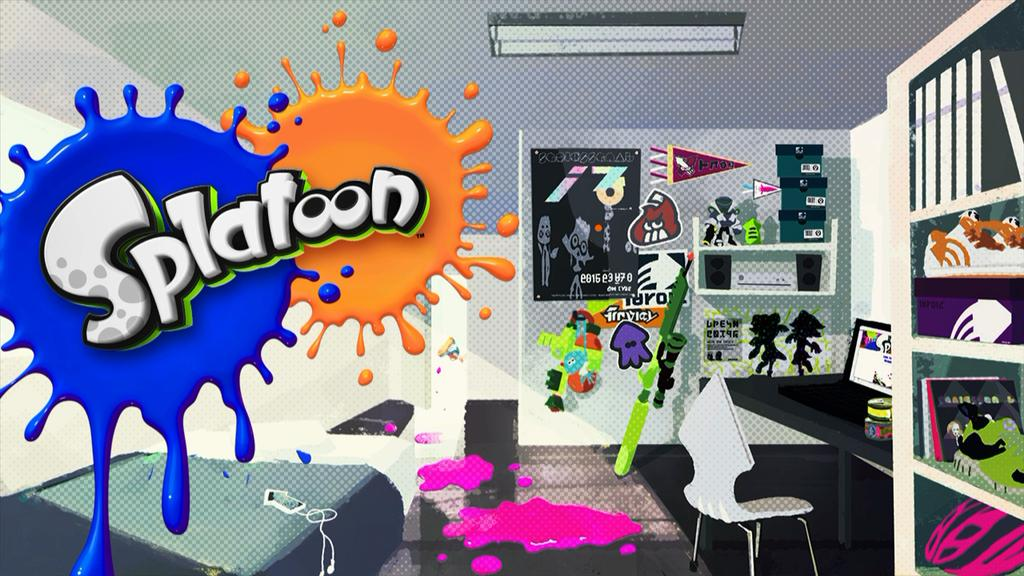 The Chuffing Mental Third Anniversary Wii U Voting Thread: Thanks For Playing! - Page 5 Splatoon-splash-screen