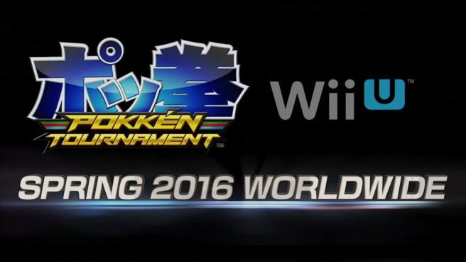 Pokkén Tournament confirmado para o Wii U Spring-2016-pokken-656x369