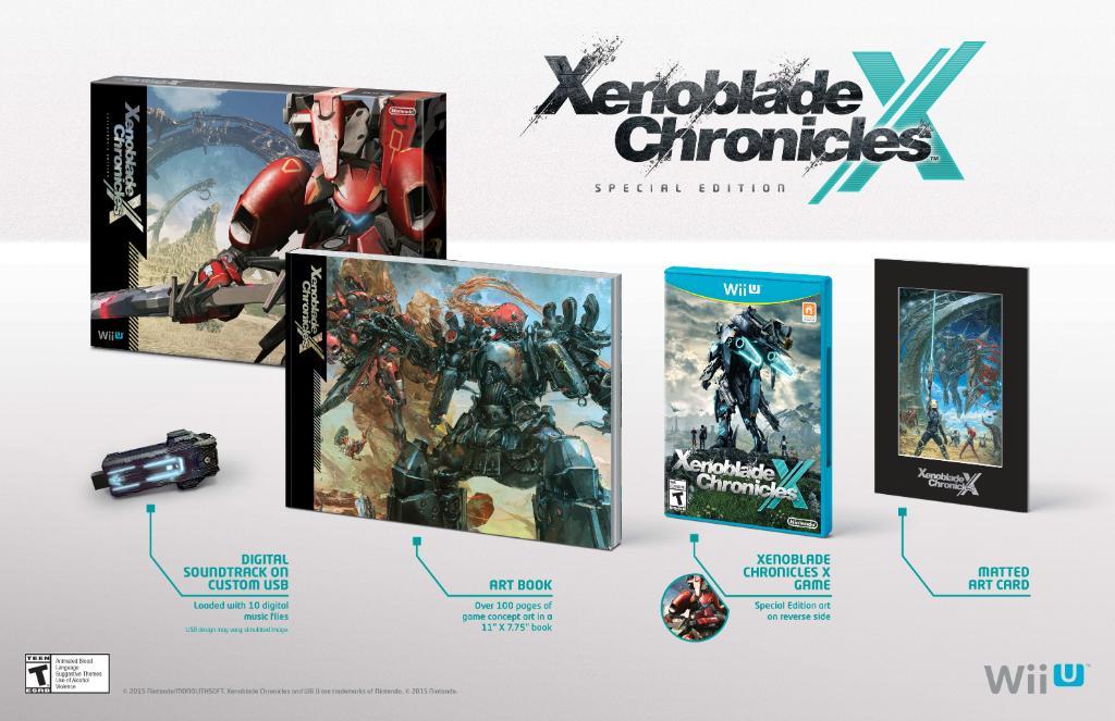 Xenoblade Chronicles X Wii U Set Xenoblade-chronicles-x6