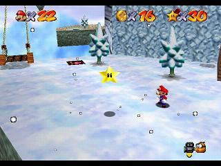 Vos jeux et niveaux où il fait froid préférés MontagneGlaGla_etoiles13etoile