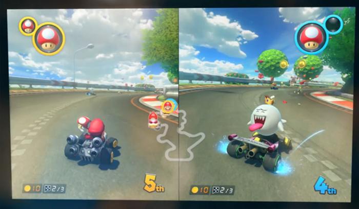 Mario Kart 8 Deluxe (King Boo This Man) MK8twit