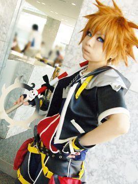 Cosplay Kingdom Hearts Ithxv2p6