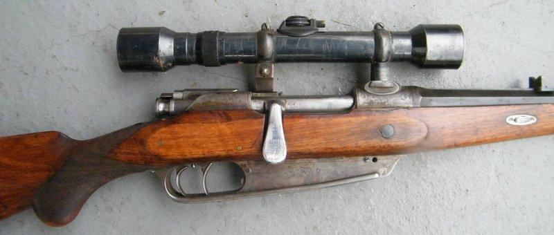 identification fusil  9266633uvx