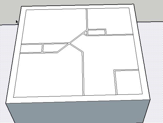 Aide pour modéliser une construction Pb_cloison