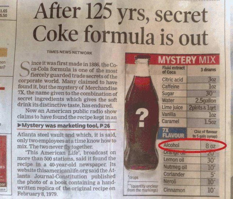 125-ஆண்டுகளுக்கு பிறகு இரகசிய கோக் சூத்திரம் வெளியானது...! 120517_coke_secret_formula