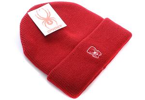 VAG-FEST les photos - Page 2 Spyder-Fleece-Beanie-Hat-Red