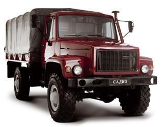 CAMION GAZ 3309 L33
