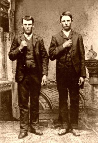 The Assassination of Jesse James by the Coward Robert Ford FrankJesseJamesCarroltonIllinois-500
