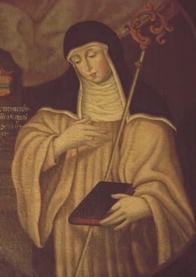 16 septembre : Sainte Mechtilde (Mathilde) de Magdebourg Klostertrachten1