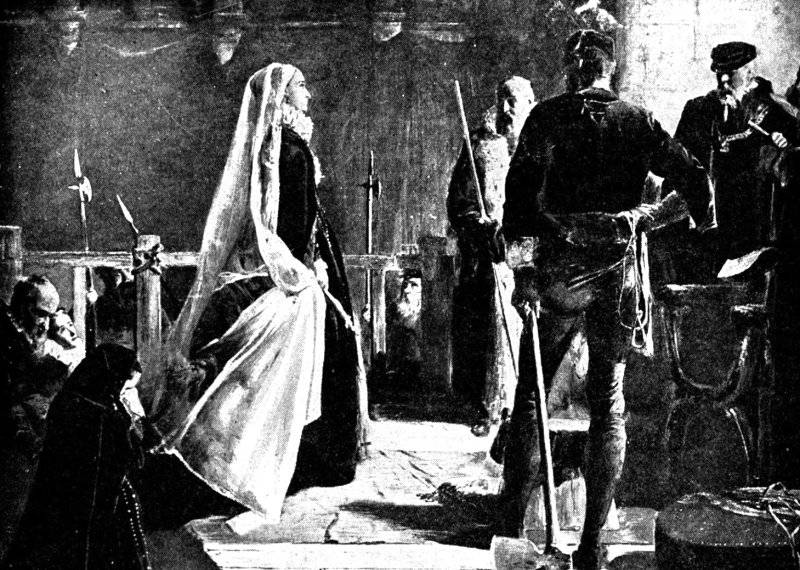 The Execution of Mary Stuart Mary_queen_scots_execution