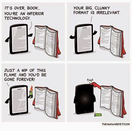 Image of the day - Page 13 Books-vs-ebooks