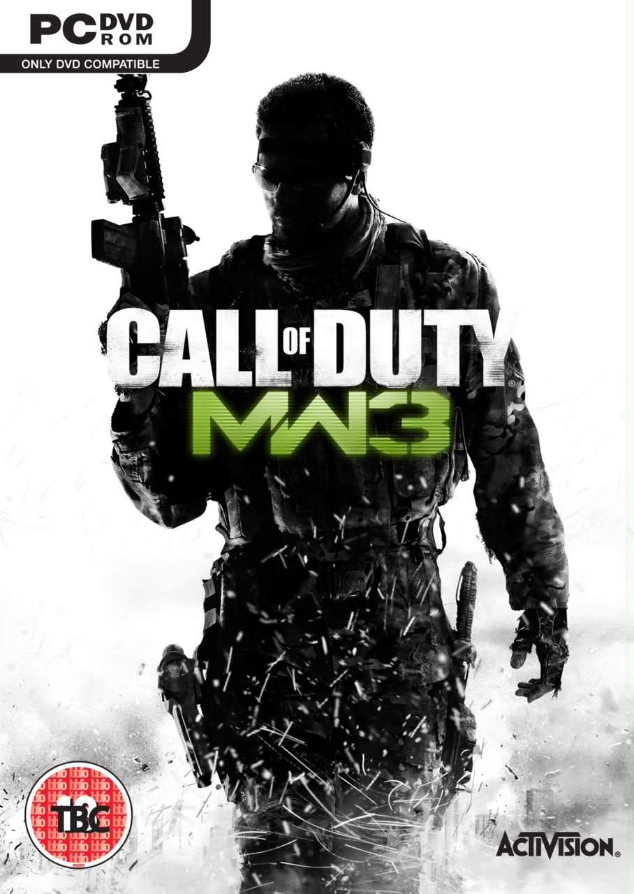 Call of Duty 8: MW3 Project Collossus 005aef