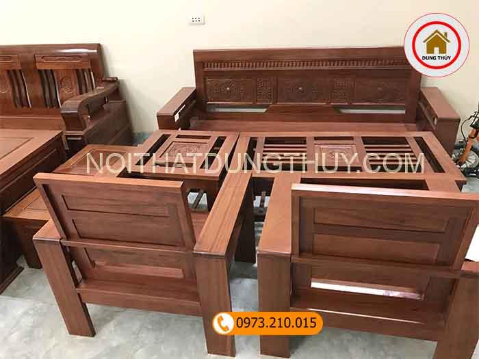 Diễn đàn rao vặt: Xem ngay 5 mẫu bàn ghế gỗ phòng khách chung cư bán chạy nhất 2020 Gt10