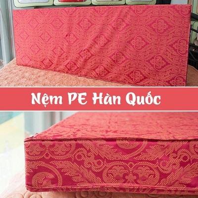 Đơn vị cung cấp các loại nệm chất lượng Nem-pe-korea-1-6m-x-2m-x-10cm_s1093