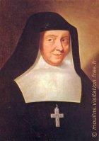 On fête aujourd'hui Sainte Jeanne-Françoise de Chantal ! Jeannefrancoisedechantal