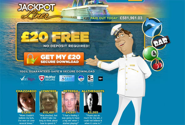 Jackpotliner Online Casino Spiele Jackpotliner-Online-Casino-Spiele