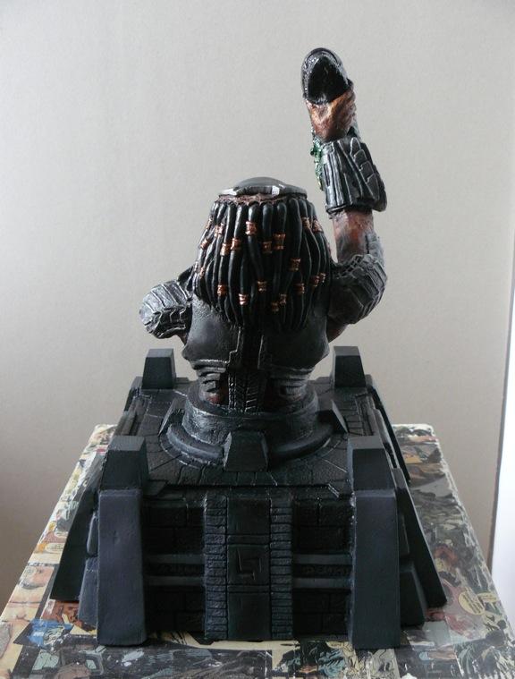 AVP szobrok, [saját készítés] 4