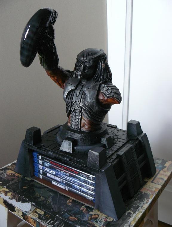 AVP szobrok, [saját készítés] 9