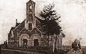 Notre Dame de Lorette : la grande nécropole française de la Grande Guerre NDLorette1914