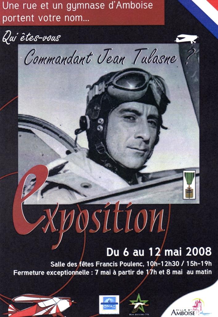 du 6 au 12 mai 2008 à Amboise expo Jean Tulasne Affichexpos