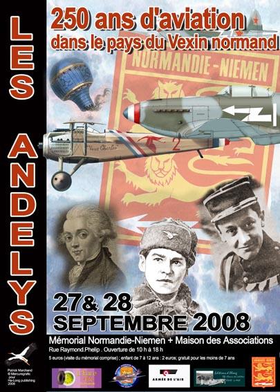 Mémorial Normandie-Niemen expo 2008 Projet1bisSmall