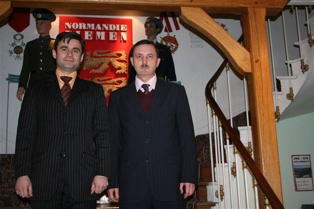 visite du Général Vladimir SUKHAREV Sukharev027