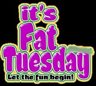 Happy Fat Tuesday!!! Fat-Tuesday
