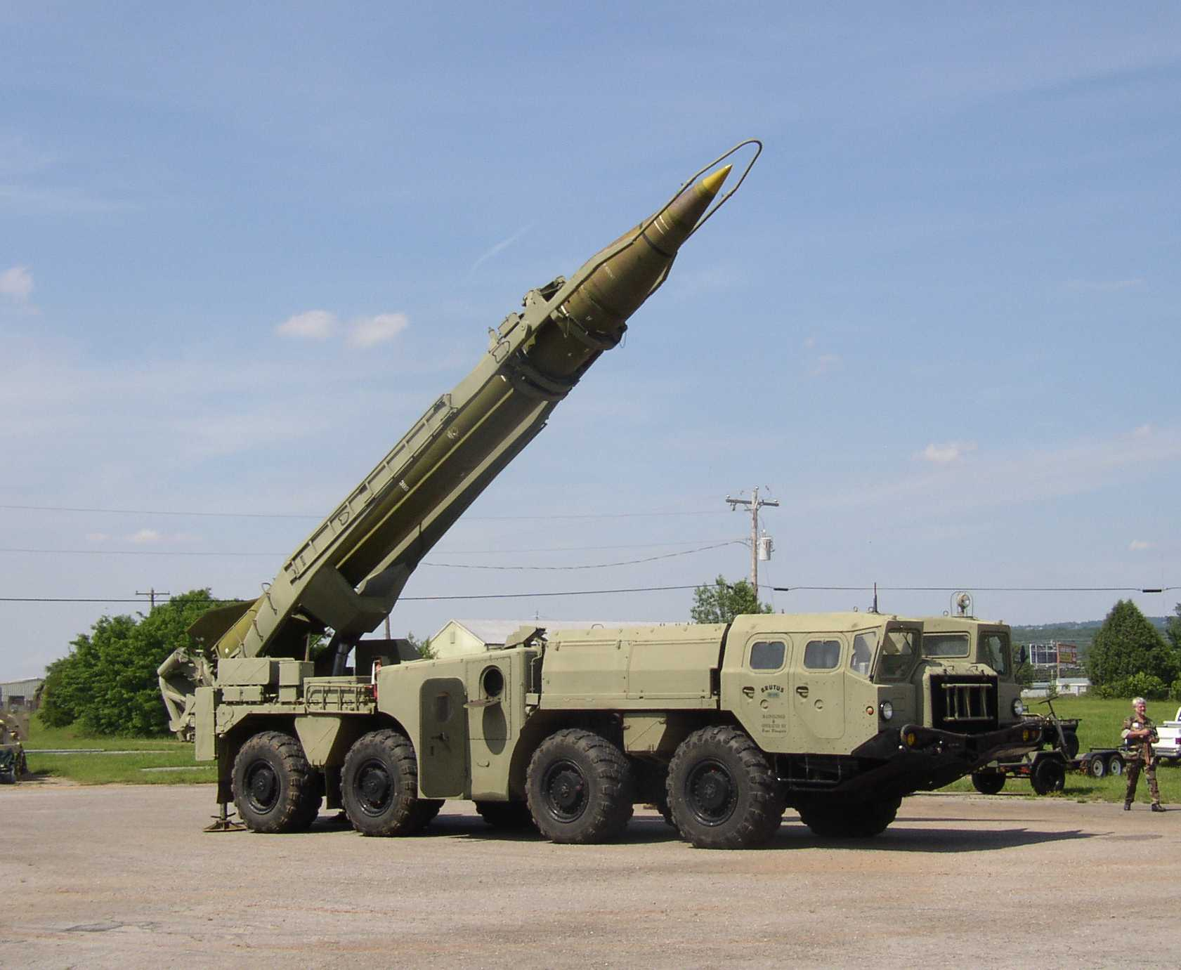 وحدات الدفاع الجوي الجزائري بالمصادر و صفقاته....... و الصواريخ الجزائرية - صفحة 2 Scud3a