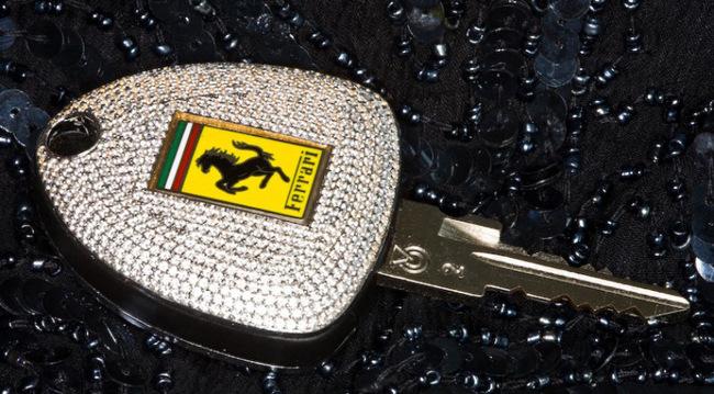 Las llaves de coches más caras del mundo Camaels-Bespoke-llave-Ferarri-650x359