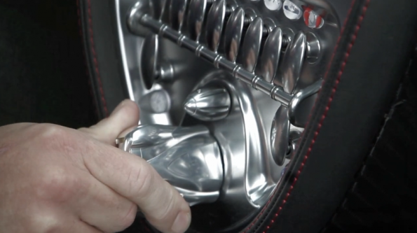 Las llaves de coches más caras del mundo Pagani-huayra-llave