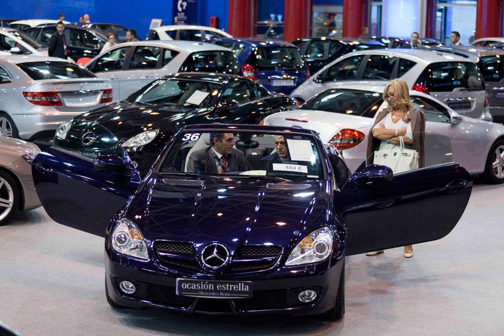 Y mientras tanto, el mercado de coches usados… Salon-vo-madrid