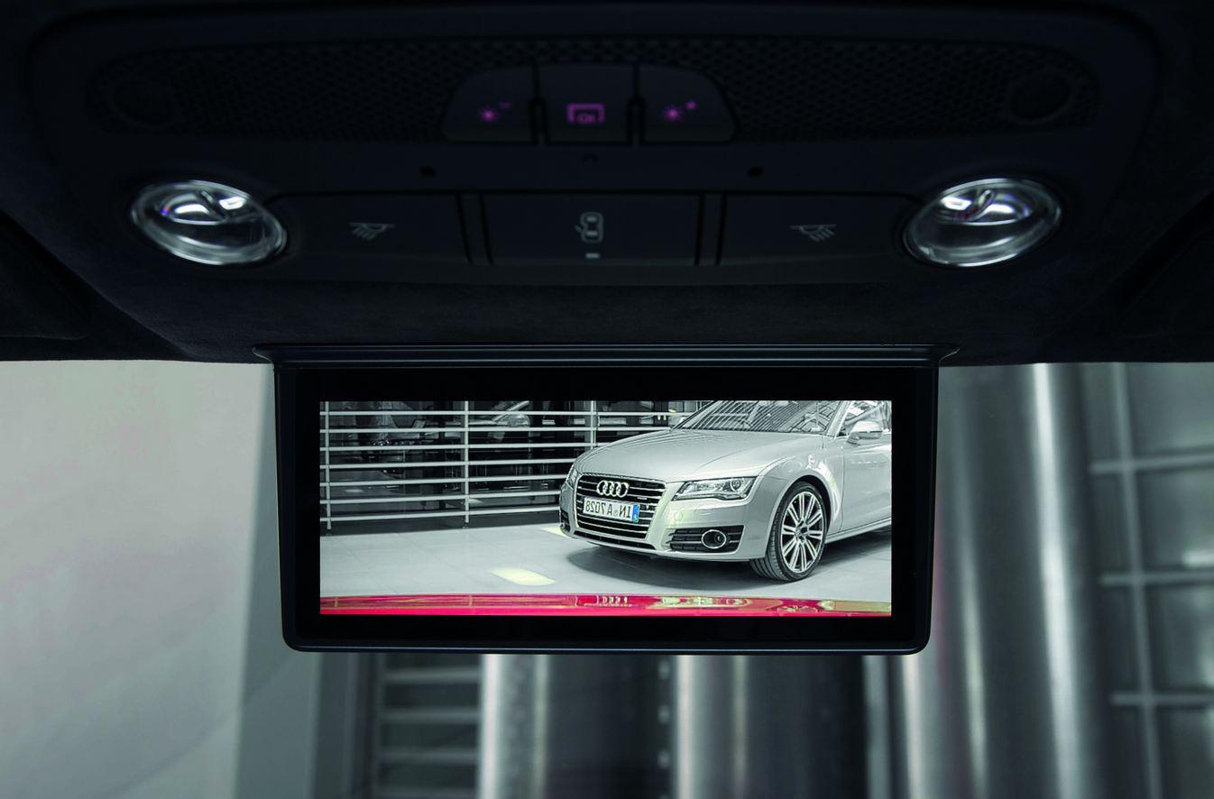 Así es el espejo retrovisor digital de Audi Audi-retrovisor-digital