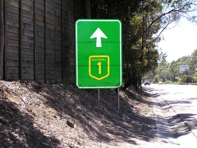 Los récords de las carreteras Highway-1-australia