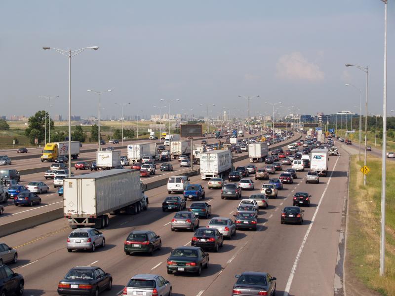 L'Amérique - Page 2 Toronto-401-Highway