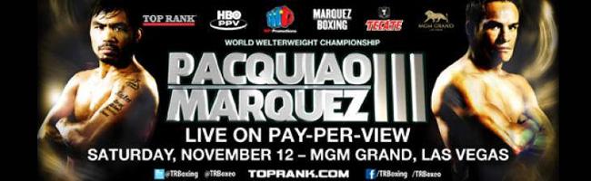 Esta noche Pacquiao vs Marquez  PacquiaoMarquezPoster1