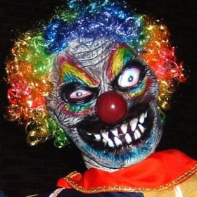 Payasos Diabolicos Scary-clown