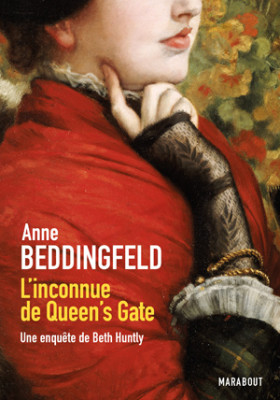 Beth Huntly mène l'enquête Linconnue-du-queens-gate-AnneBeddingfeld--280x400